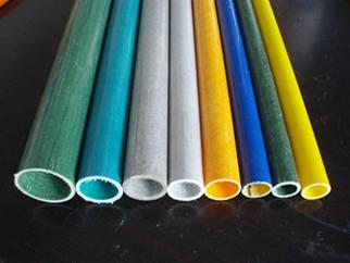 Стеклопластиковая труба круглого сечения