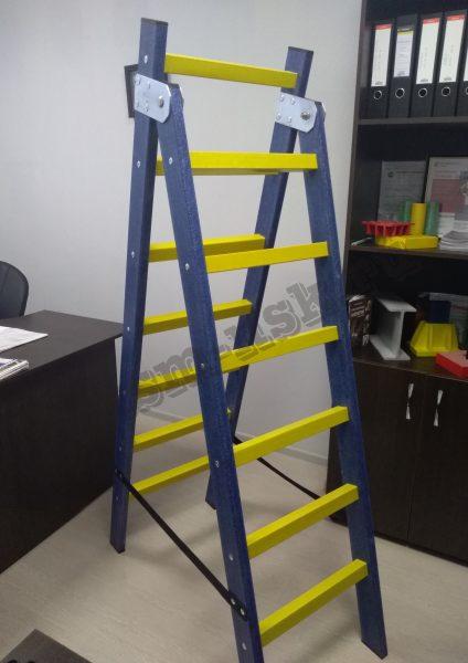 Стеклопластиковые диэлектрические лестницы (складные и приставные)